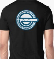 Laughing Man - GHOST IN THE SHELL T-Shirt