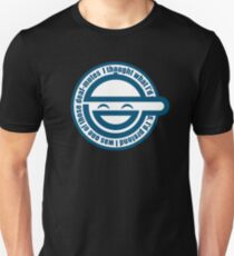 Laughing Man - GHOST IN THE SHELL Unisex T-Shirt