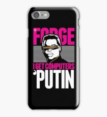 Star Trek - I Get Computers 'Putin iPhone Case/Skin