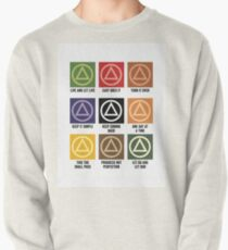 Recovery Greeting Cards Pullover