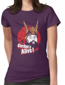 Gordon's Alive! Womens Fitted T-Shirt