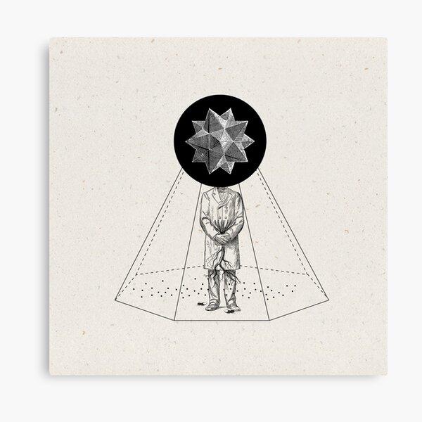 MIGRACIONES ESPIRITUALES (spiritual migrations) Canvas Print