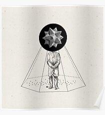MIGRACIONES ESPIRITUALES (spiritual migrations) Poster