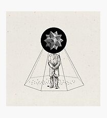 MIGRACIONES ESPIRITUALES (spiritual migrations) Photographic Print