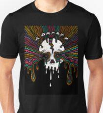 Skull Splitter: Psychedelic Headache Unisex T-Shirt