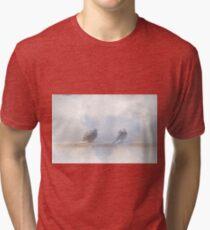 A Conversation in Heaven Tri-blend T-Shirt
