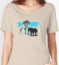 Safari Women's Relaxed Fit T-Shirt
