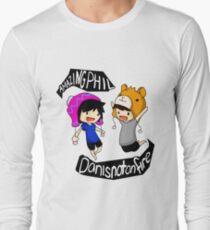 Dan And Phil Long Sleeve T-Shirt