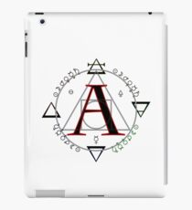 A is for Alchemy iPad Case/Skin