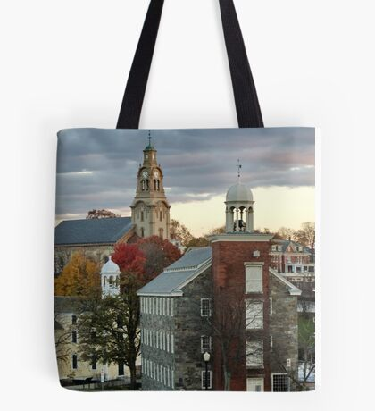 Mill Town Tote Bag