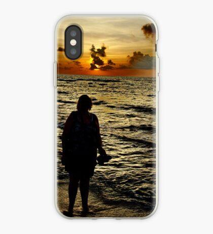 Longing iPhone Case