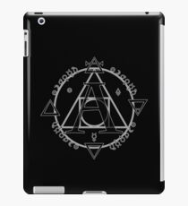 A is for Alchemy (Simple)  iPad Case/Skin