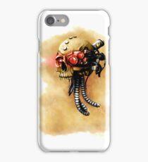 Maniacal Skull  iPhone Case/Skin