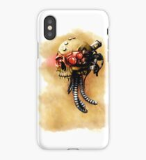 Maniacal Skull  iPhone Case/Skin