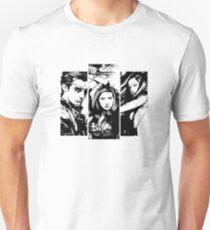 B&W BtVS Trio T-Shirt
