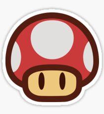 Mushroom Sticker - Paper Mario Sticker Star Sticker