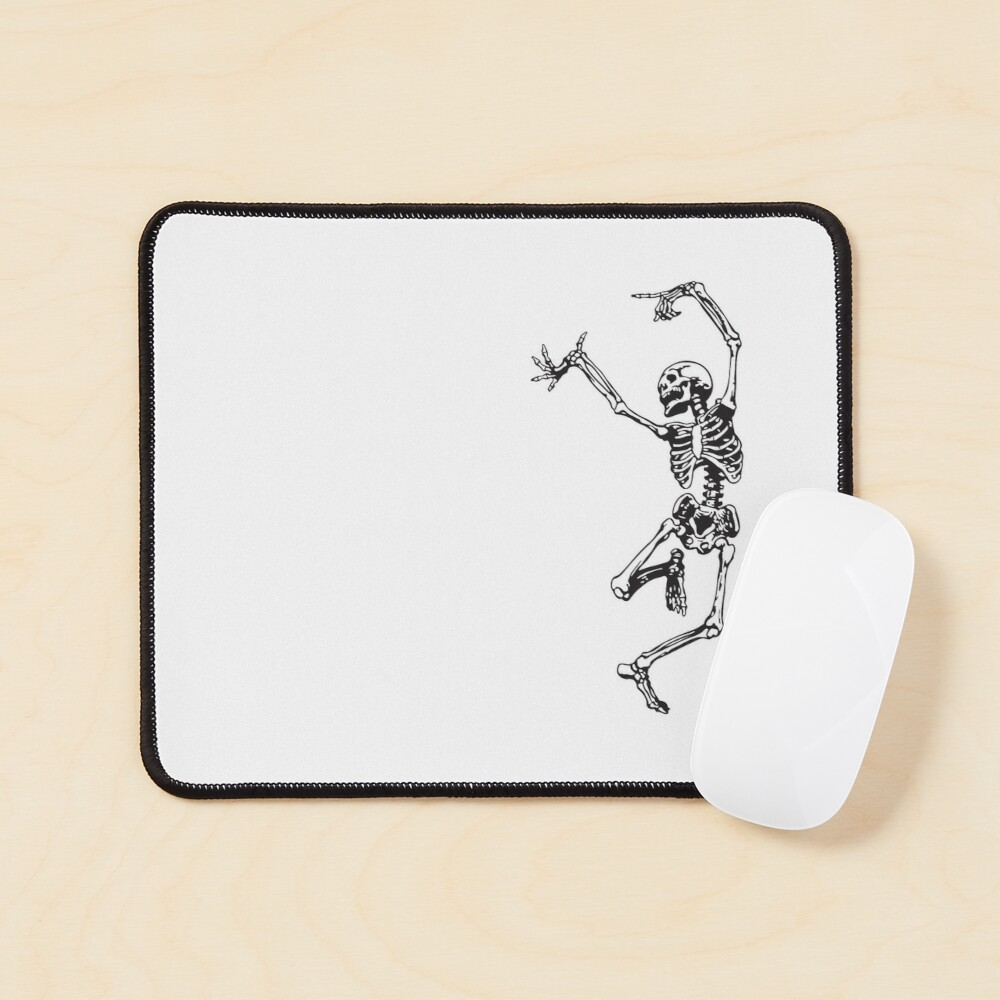 Dance With Death Mouse Pad