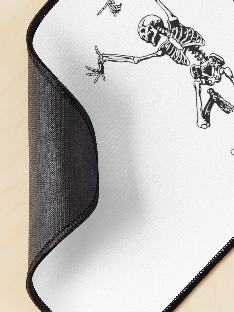 Alternate view of Dance With Death Mouse Pad