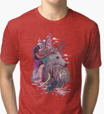Forest Warden Tri-blend T-Shirt