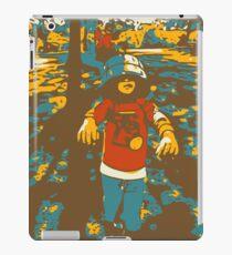BucketHeadZombie iPad Case/Skin