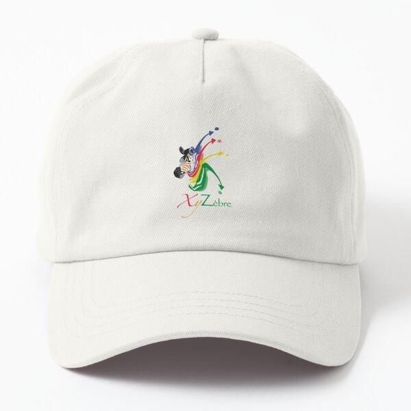 Logo Zèbre Casquette Dad Hat