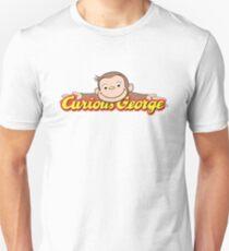 The Funny Curious George Movie Cartoon Unisex T-Shirt