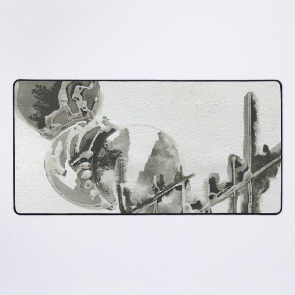 Composition abstraite Tapis de souris XXL