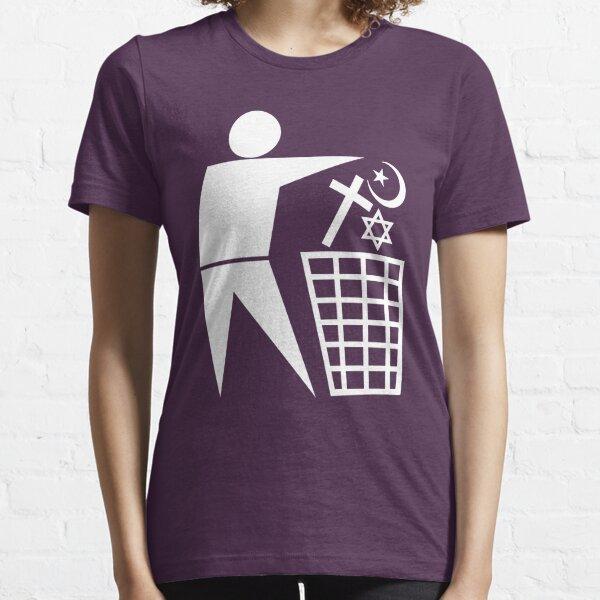 No religion Essential T-Shirt