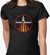 Team Banzai Women's Fitted T-Shirt