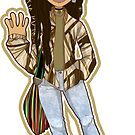 Kiera sticker 002 by Smars