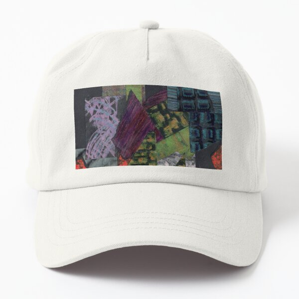 Textures et matières Casquette Dad Hat