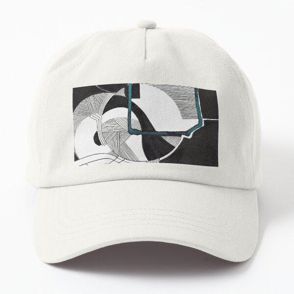 Intersections des mondes Casquette Dad Hat