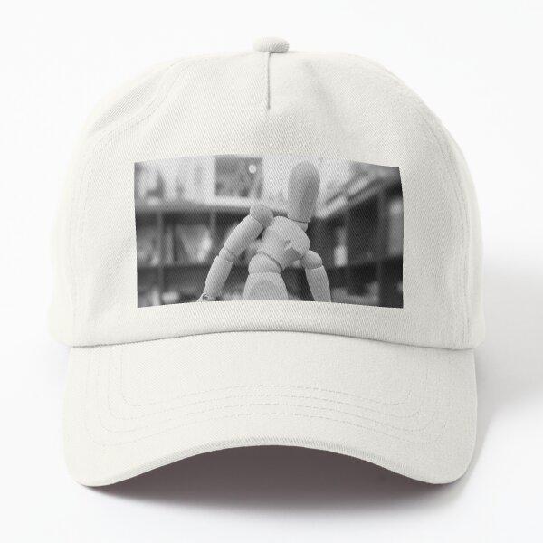 Wood Unisex Art Mannequin Casquette Dad Hat