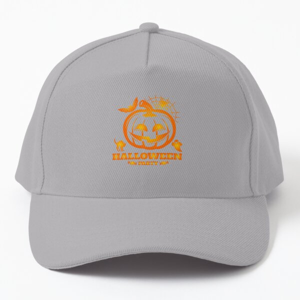 Halloween party Spiders, Ghosts, Pumkin Cat & Witch Baseball Cap