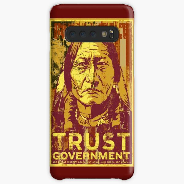 Trust Government Sitting Bull Edition Samsung Galaxy Snap Case