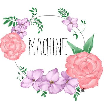 Machine by deniigi