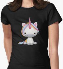 Unicorn Women's Fitted T-Shirt