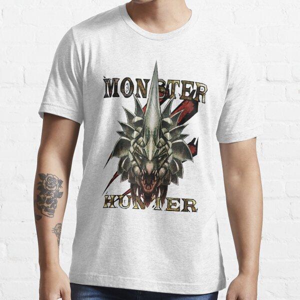 Monster Hunter  Essential T-Shirt
