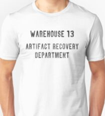 Warehouse Artifact Recovery Department T-Shirt
