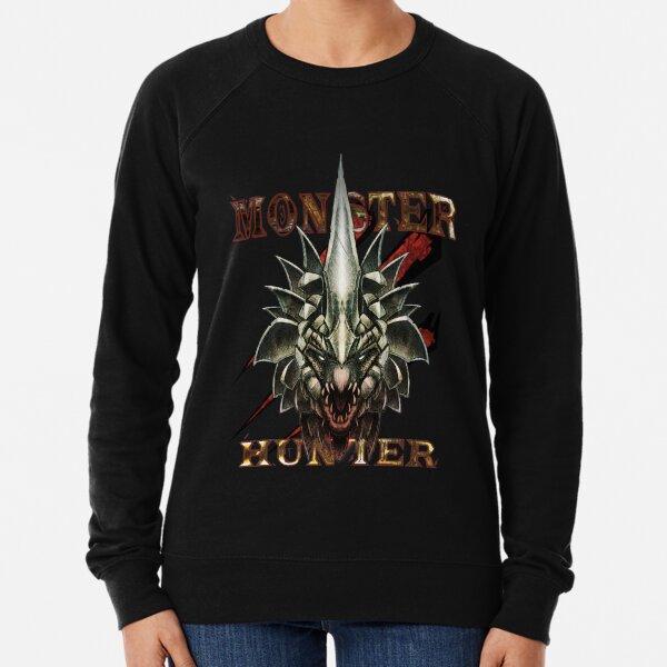 Monster Hunter - Black Lightweight Sweatshirt