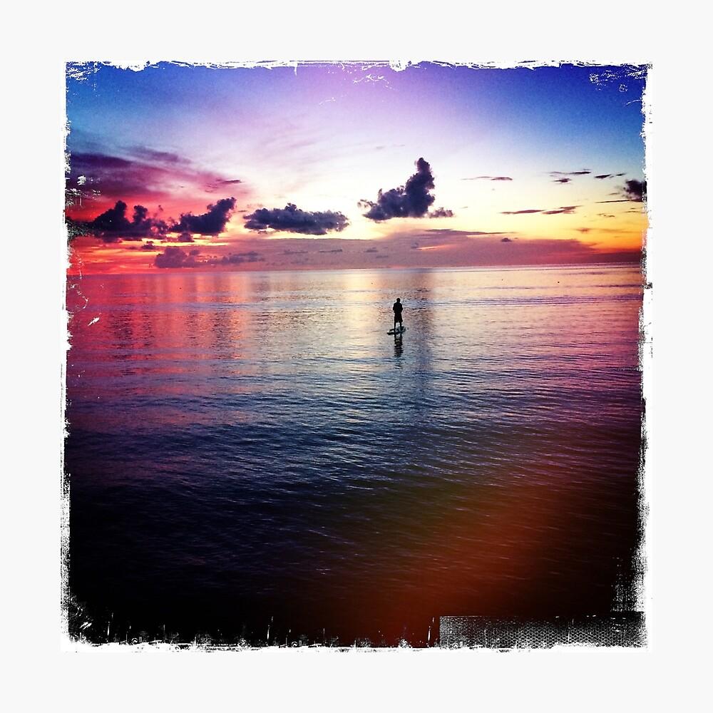 Florida Schlüßel Fotodruck