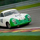 1954 Porsche 356 Pre-A by Paul Peeters