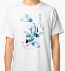 Live Life Like a Fish... Content. Classic T-Shirt