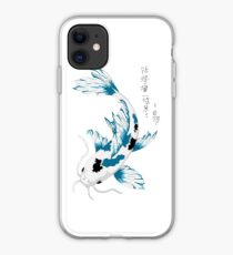 Lebe das Leben wie ein Fisch ... Inhalt. iPhone-Hülle & Cover