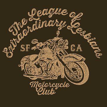 LXL - Motorcycle Club by bigbraingirl