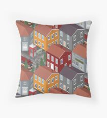 Trondheim Pattern Throw Pillow