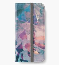 Watercolored Hylian Crest iPhone Wallet/Case/Skin