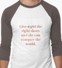 Rose gold shoe love T-Shirt
