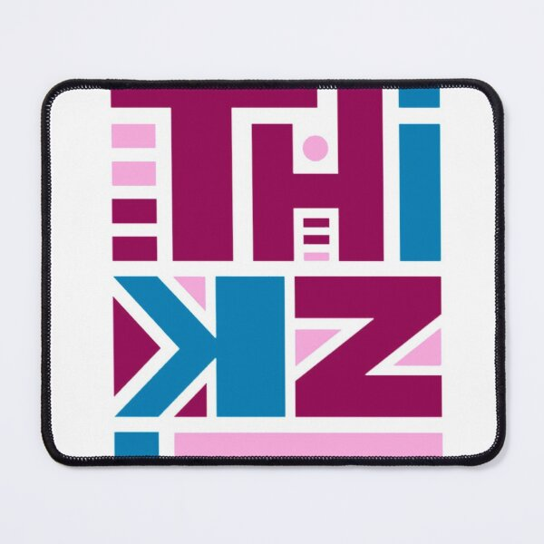 Funky Thinker Design Mouse Pad