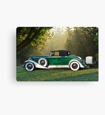 1933 Packard 1006 Convertible 1 Canvas Print